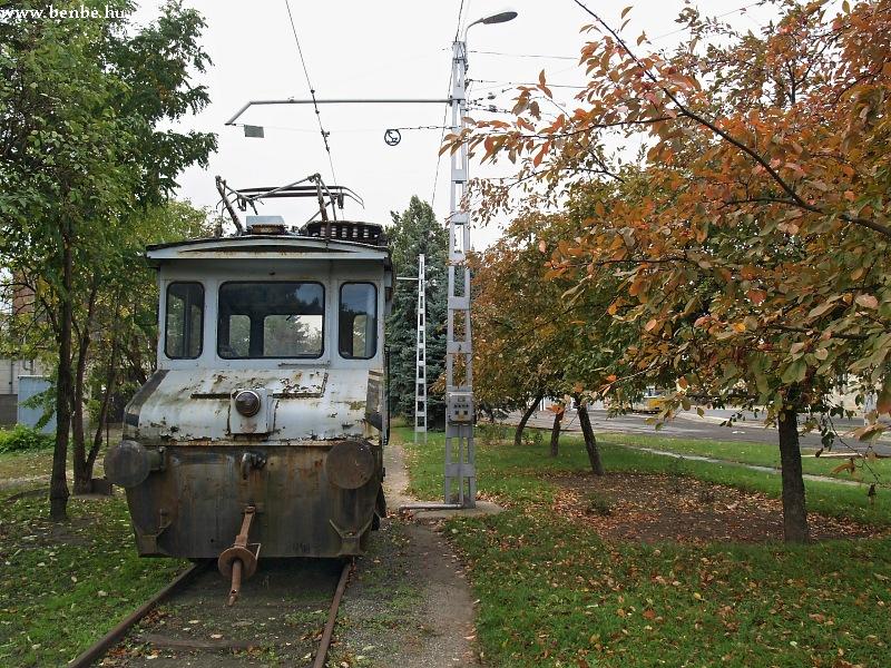 BURV mozdony Debrecenben fotó