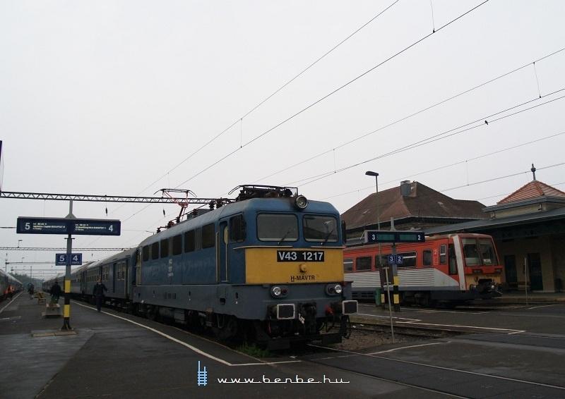 V43 1217 Szegeden fotó