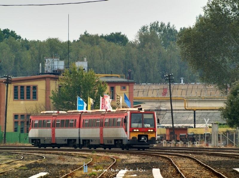6341 016-1 Makó állomáson fotó