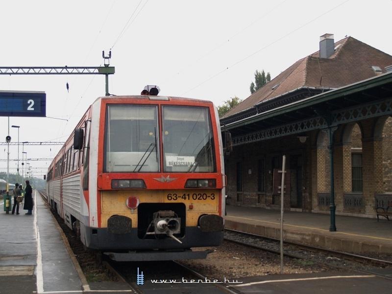 6341 020-3 Szegeden fotó