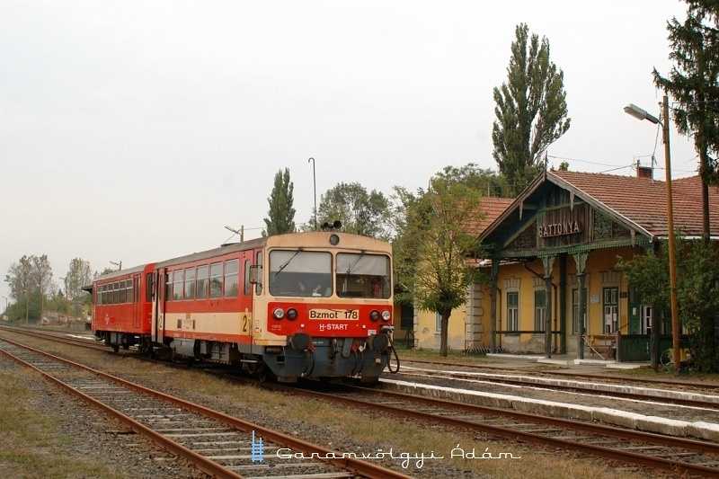 Bzmot 178 at Battonya photo