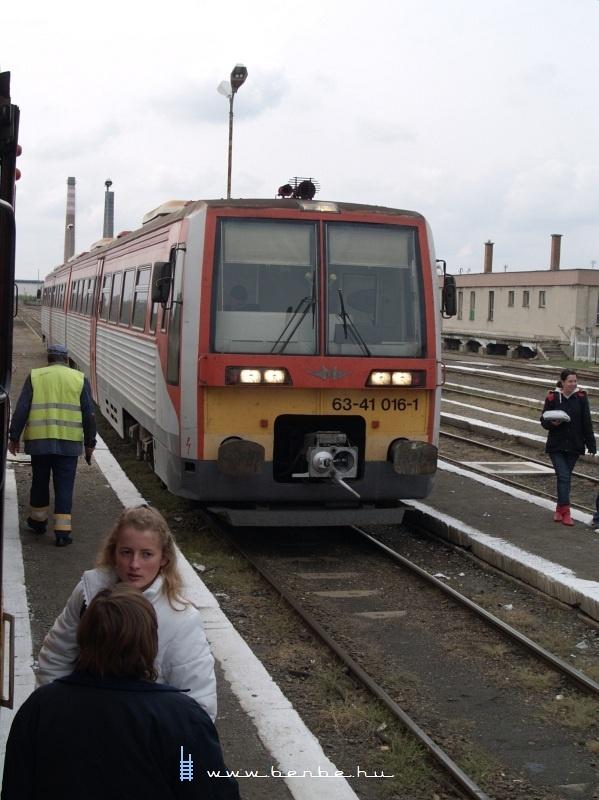 6341 016-1 Mezõhegyesen fotó