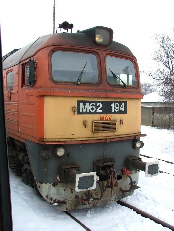 M62 194 Hódmezõvásárhelyen fotó