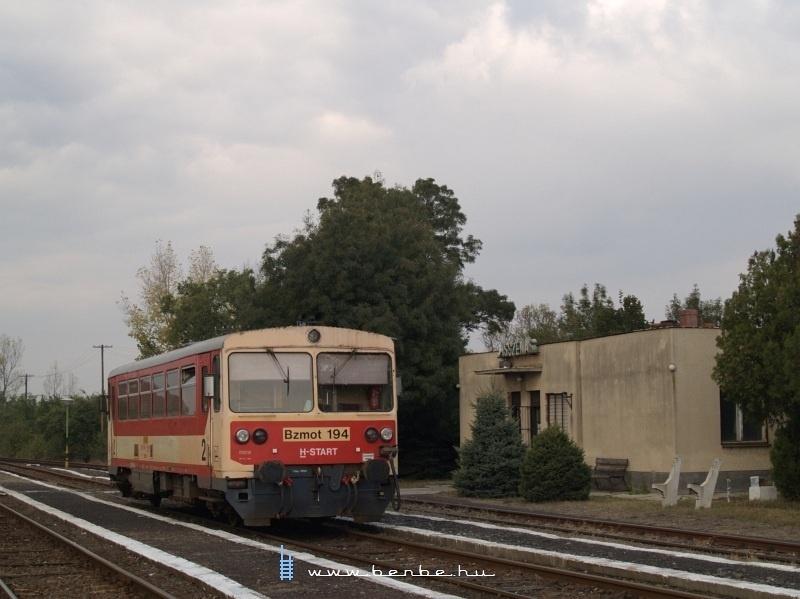 Bzmot 194 Kisszénáson fotó