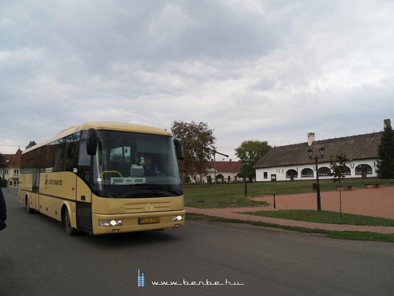 Busz Kondoroson fotó