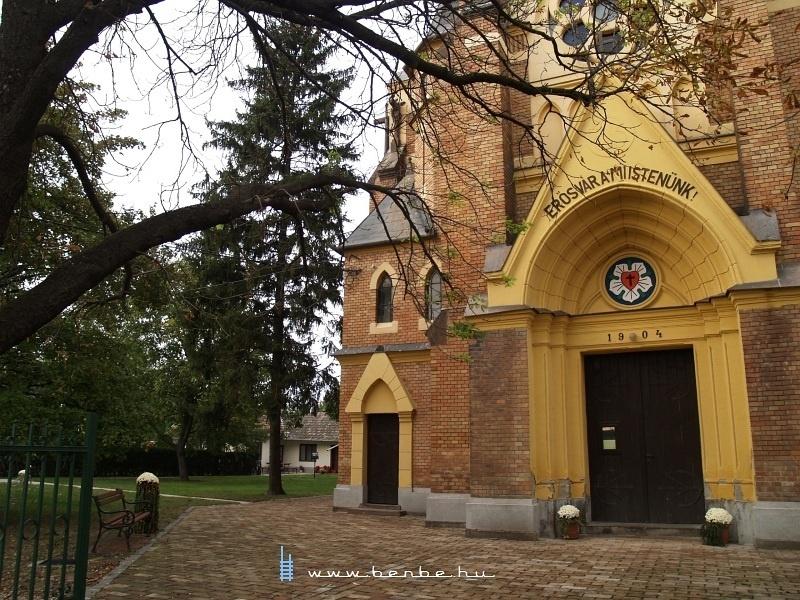 A kondorosi evangélikus templom fotó