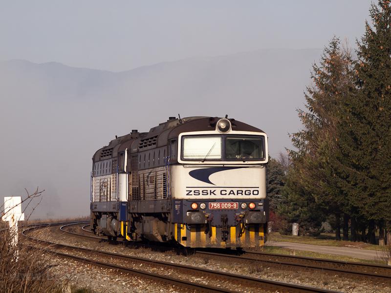 The ŽSSKC 756 008-9 se photo