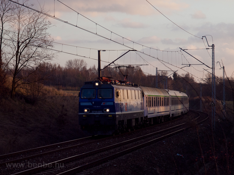 The PKP InterCity EP09 005  photo