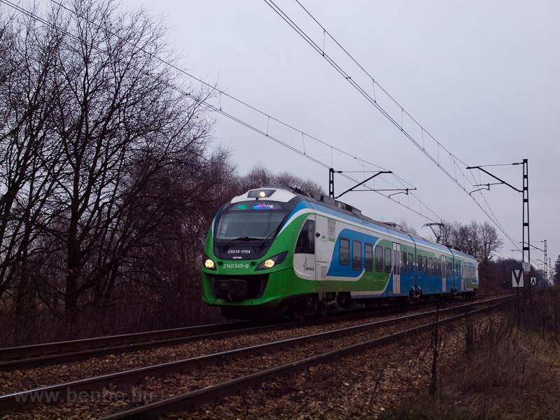 The Koleje Małopolskie photo