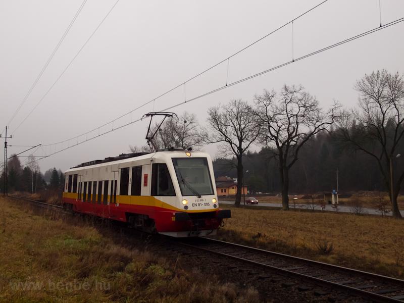The Przewozy Regionalne EN8 picture