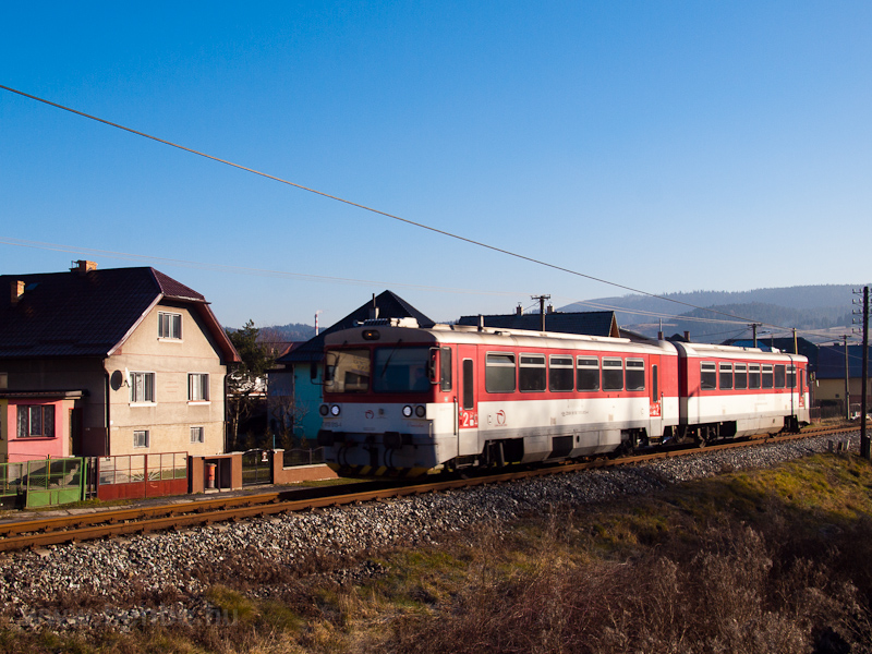 The ŽSSK 813 013-4 see photo