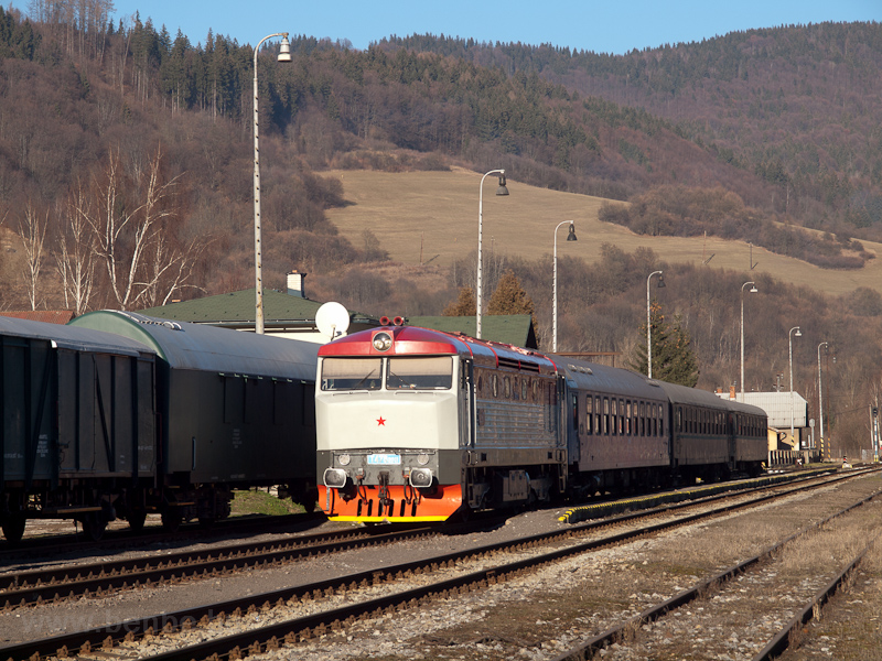 The ŽSSK T478 2011 see photo