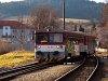 A ŽSSK 913 023-8 Turzófalva állomáson