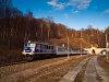 A PKP InterCity EP07 387 Kozlów és Tunel között