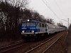 The PKP InterCity EU07 085 seen between Podleze and Krakow Plaszow