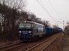 The PKP InterCity ET22-2003 seen between Podleze and Krakow Plaszow