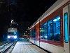 A ŽSSK 425 954-5 Ótátrafüred állomáson
