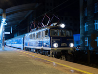 The PKP EP07 412 seen at Katowice