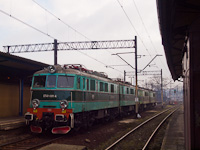 The PKP Cargo ET41 001 seen at Bytom