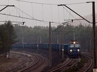 A PKP Cargo ET22 2042 Jaroszowiec Olkusky és Olkusz között