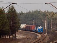 A PKP LHS ST44-2038 Jaroszowiec Olkusky és Olkusz között