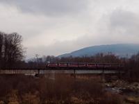 A Przewozy Regionalne EN57 2006 Sucha Beskidzka és Maków Podhalanski között