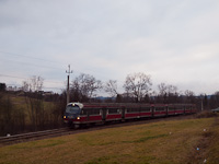 A Przewozy Regionalne EN57 2006 Skawa és Skawa Srodkowa között