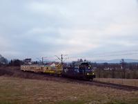 A PKP Cargo SM42 1294 Chabówka és Skawa Srodkowa között
