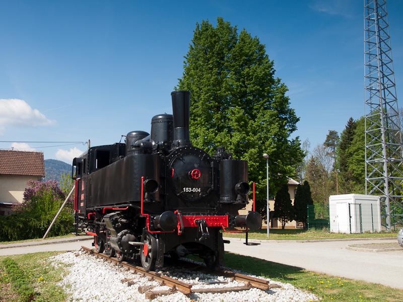 The Slovenske železnic photo