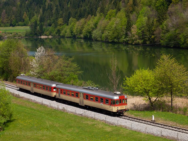 A Slovenske železnice 813 020 Vuhred és Vuhred elektarna között fotó