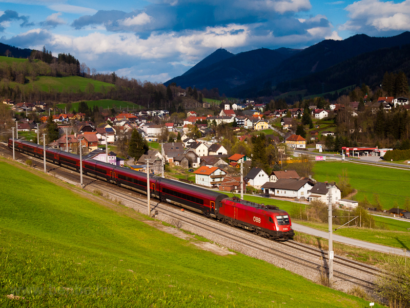 The ÖBB 1116 041 seen at Sp photo