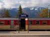 A SZ 813 020 az ausztriai Bleiburg állomáson