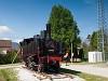 A Slovenske železnice 153 004 Ruše állomáson kiállítva