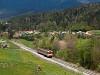 A Slovenske železnice 813 020 Vuhred és Vuhred elektarna között