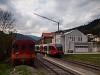 A Steiermärkische Landesbahnen 4062 003-0 Übelbach állomáson