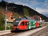 A Steiermärkische Landesbahnen 4062 002-2 Übelbach állomáson
