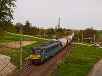 The MÁV-START 630 004 seen between Ötvöskónyi and Somogyszob