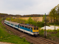 The MÁV-START 433 239 seen between Somogyszob and Ötvöskónyi