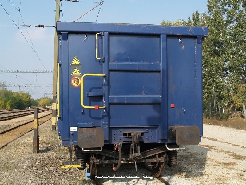 VTG Eaos kocsi homlokfala a vasútmodellezők kedvéért fotó