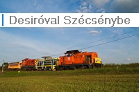 With a Desiro to Sz�cs�ny
