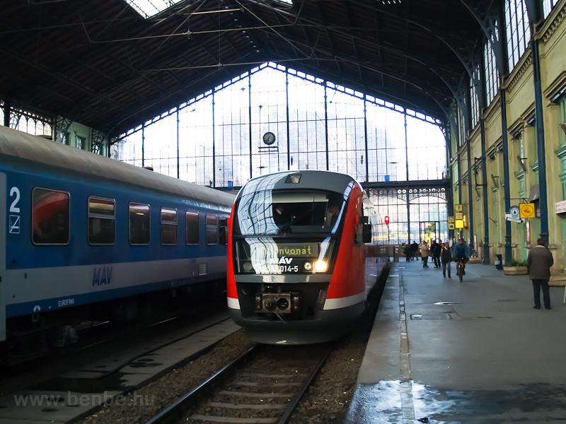 A MÁV 6342 014-5 pályaszámú fotó