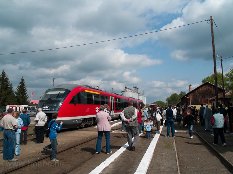 A 6342 014-5 Szécsényben fotó