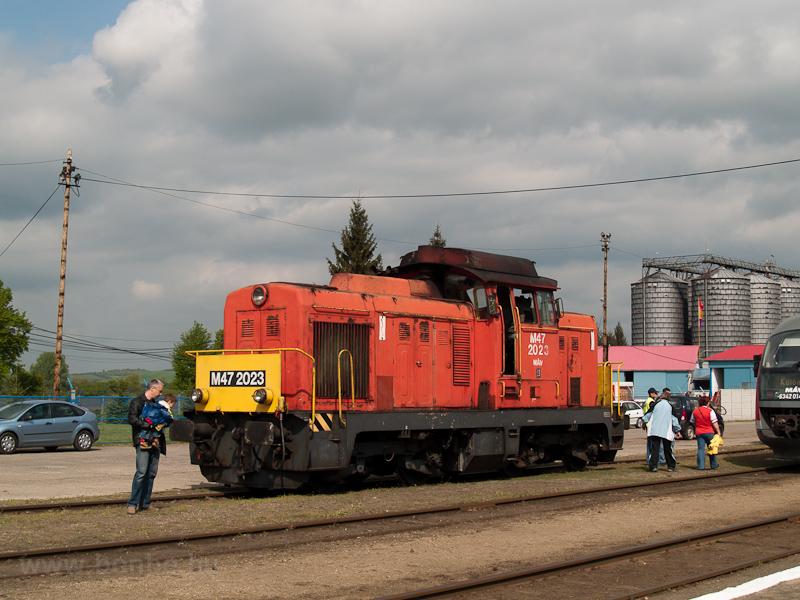 Az M47 2023 Szécsényben fotó