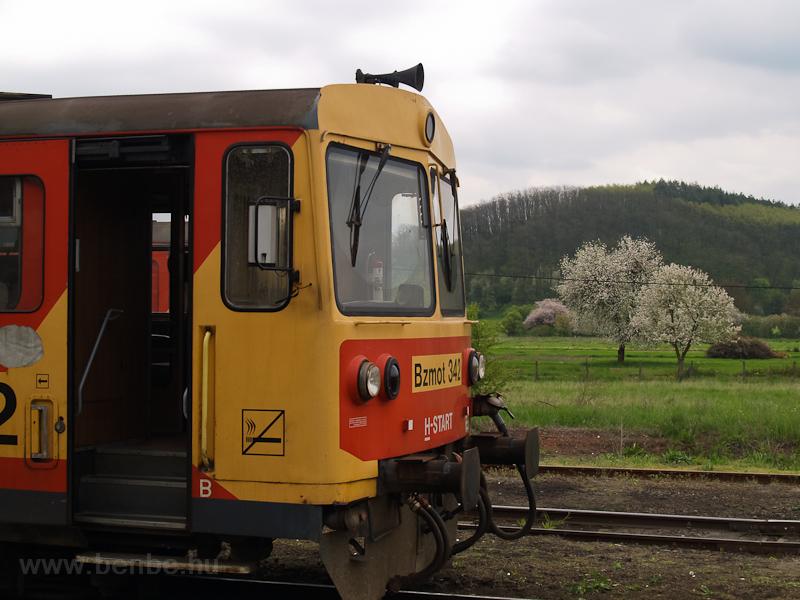 A Bzmot 342 Ipolytarnócon fotó