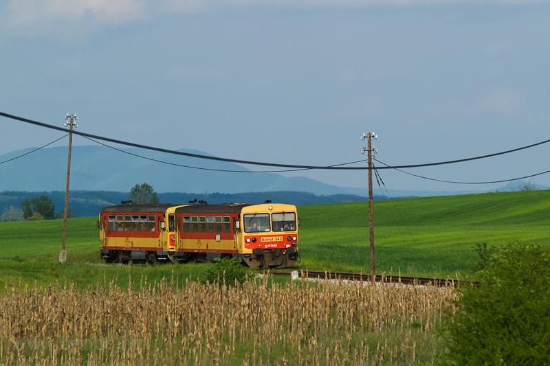 The Bzmot 342 seen between Szécsény and Hugyag photo