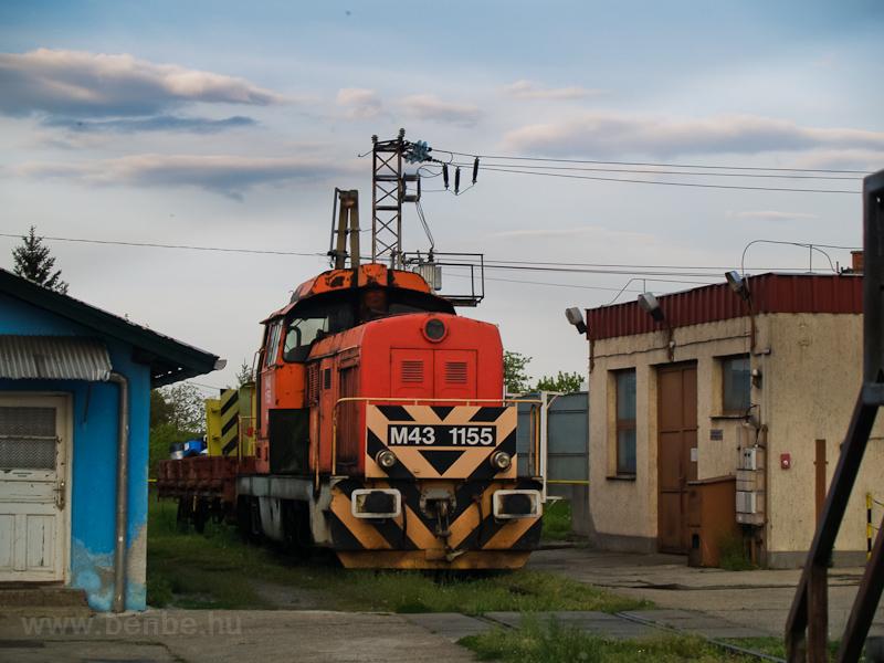 M43 1155 Balassagyarmaton fotó