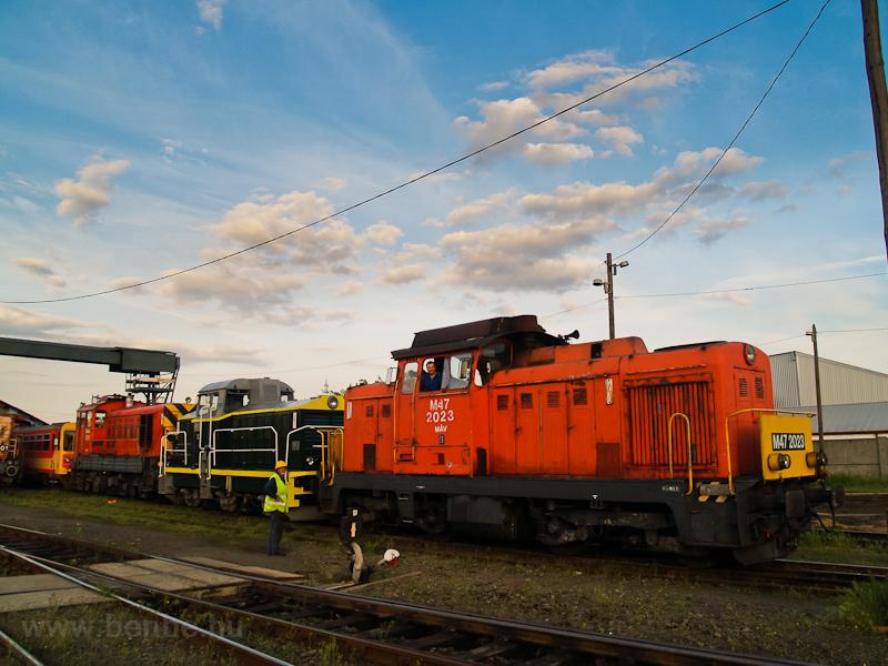 Megérkezett a mozdonyvonat Gyarmatra fotó