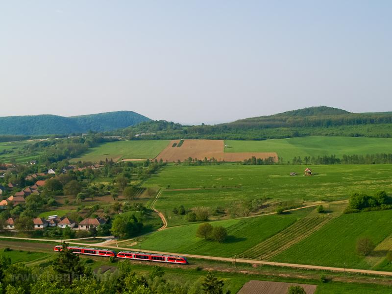 Desiro motorvonat Nógrádban fotó