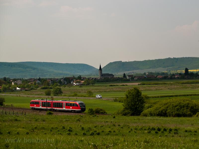 The 6342 011-1 Desiro between Ipolytarnóc and Kalonda (Kalonda, Slovakia) photo