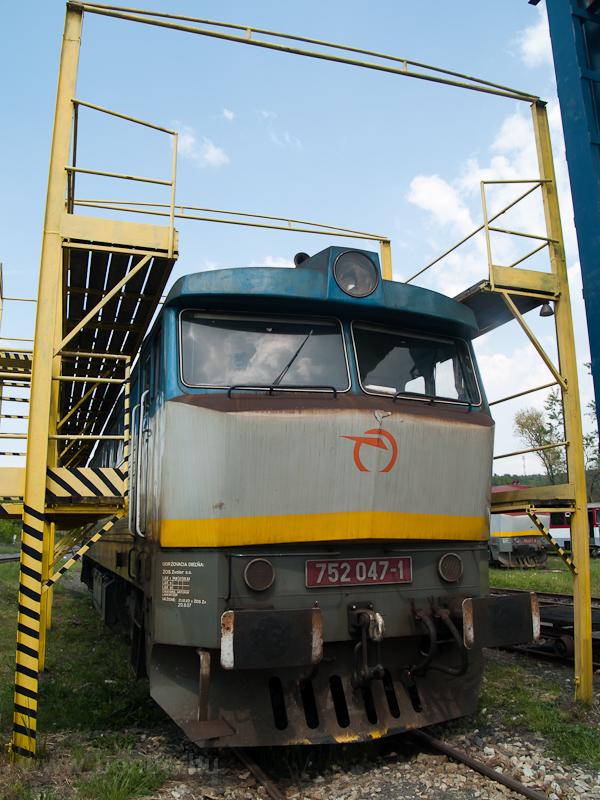 A ŽSSKC 752 047-1 Füle fotó